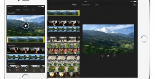 smartphone imovie ios