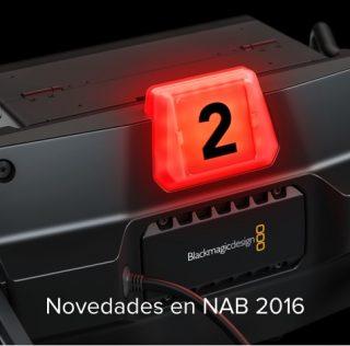Blackmagic y sus novedades en el NAB 2016