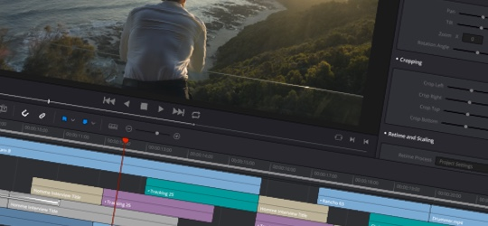 Versión beta de DaVinci Resolve 12.5
