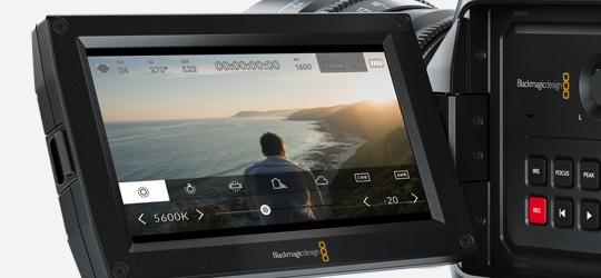 Nuevo sistema operativo para cámaras URSA Mini