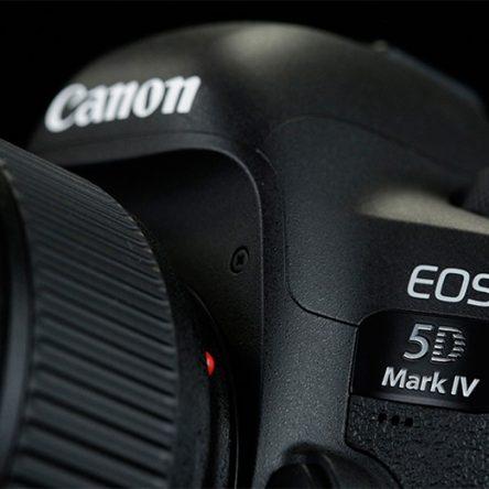 Canon presenta su nueva cámara, la Canon EOS 5D Mark IV