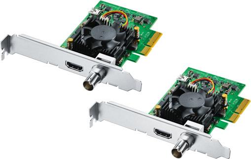 Nuevos modelos DeckLink Mini 4K