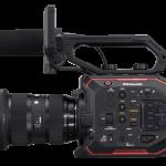 Panasonic presenta la nueva cámara AU-EVA1, disponible en Octubre