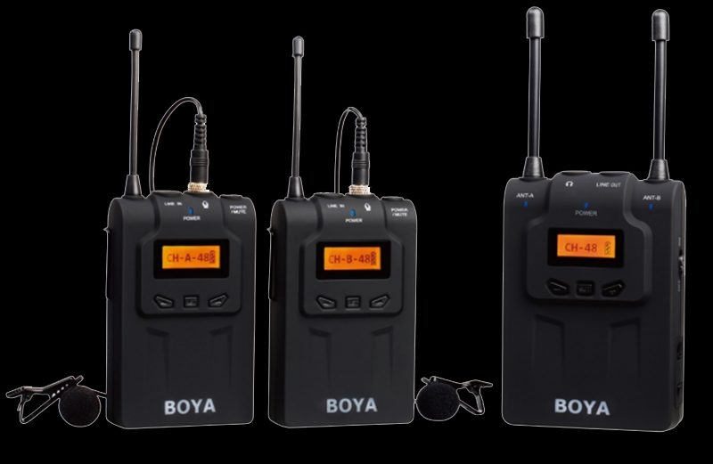 Boya: La solución perfecta para un sonido perfecto