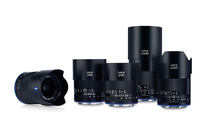 Zeiss presenta su nueva lente Loxia 25mm f2.4 para cámara Sony E