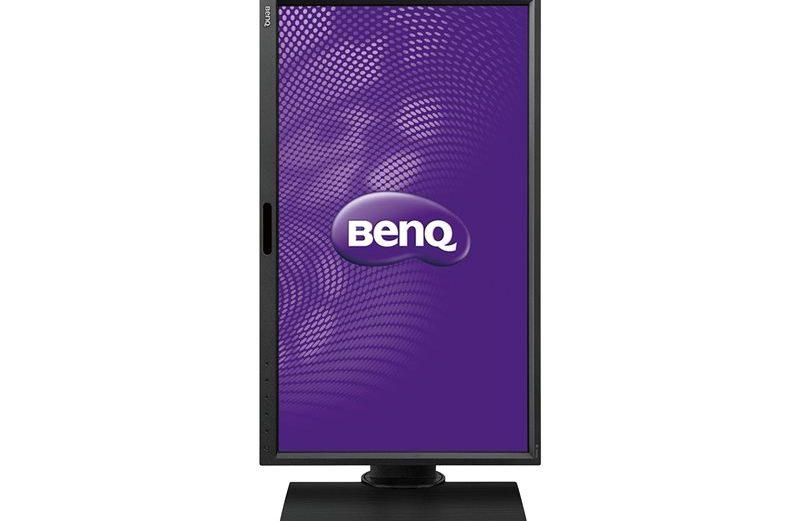 Benq presenta su gama de monitores de corrección de color