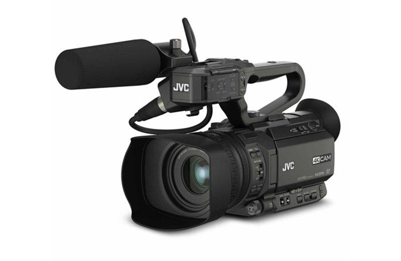 El streaming más fácil y sencillo con la JVC GY-HM200