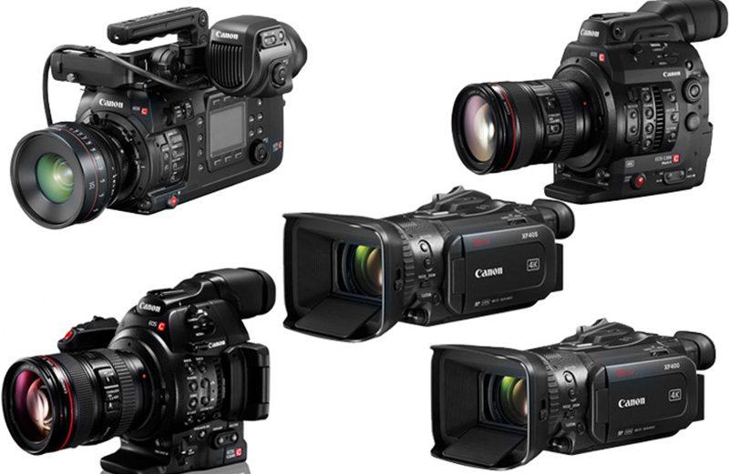 ACTUALIZACIÓN | Canon actualiza seis modelos de cámaras