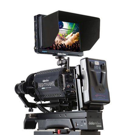 Datavideo y su revolución del 4K con el monitor TLM-700K