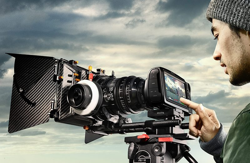 Ya disponible Blackmagic RAW en el modelo Pocket Cinema Camera 4K