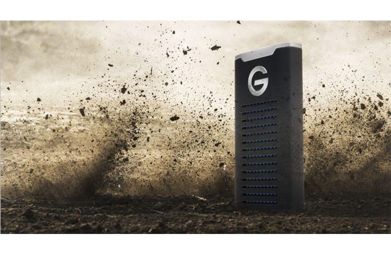 G-Technology G-Drive: El disco duro portátil más resistente del mercado.