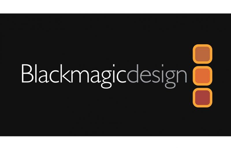 Productos BlackMagic que podrás conocer en el  NAB Show 2019.